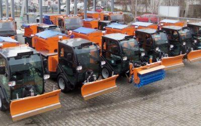 Multigo 150 beim grössten Dienstleister in Berlin/Brandenburg